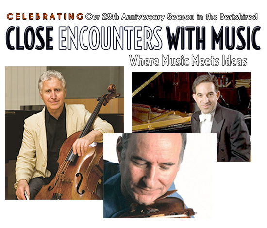 Close Encounters with Music: Mid-Winter Fireside Concert