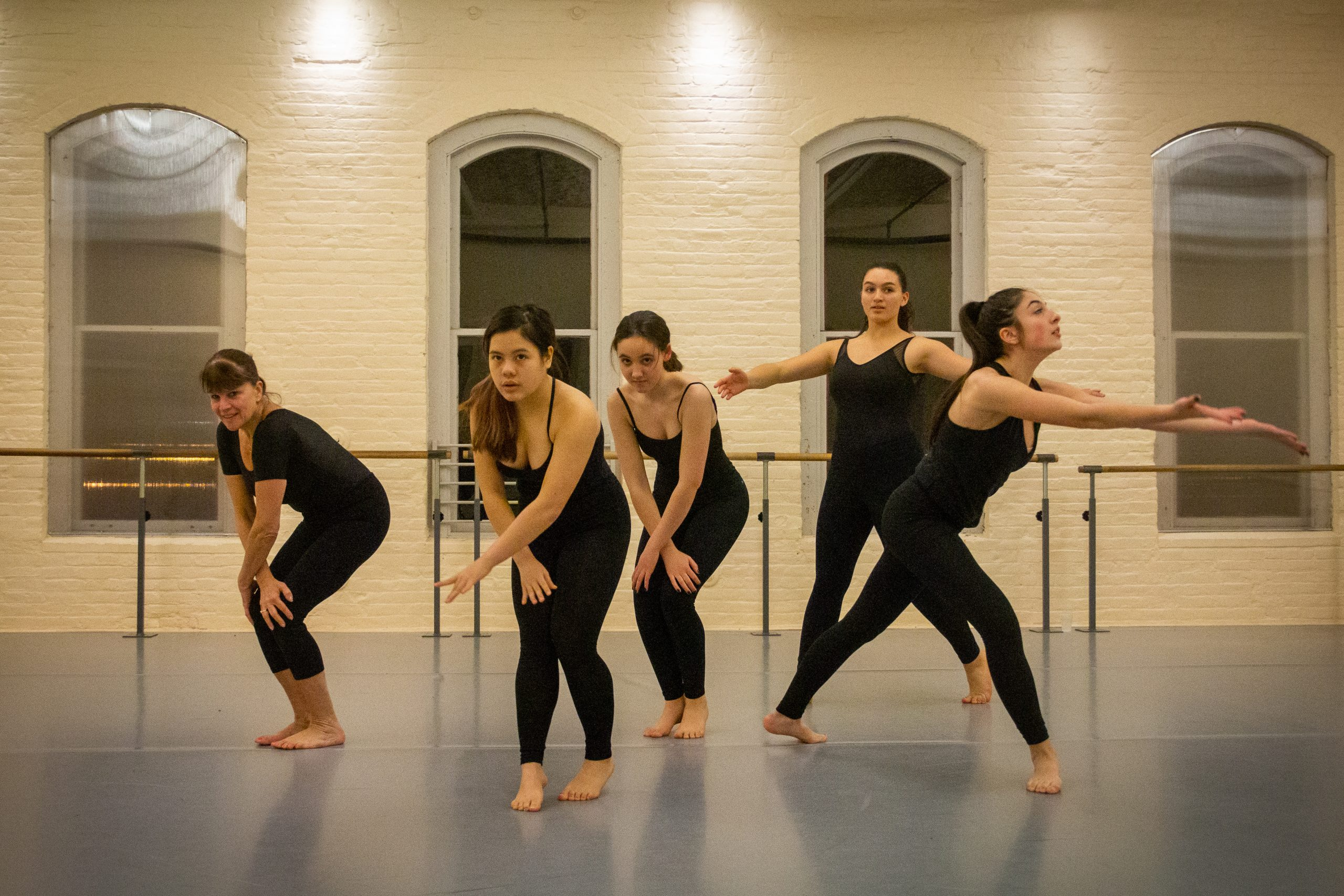 Berkshire Pulse Young Choreographers Initiative: The Body Project