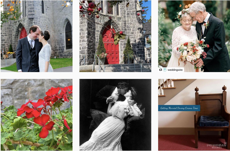 Inspirational Wedding Instagrams!