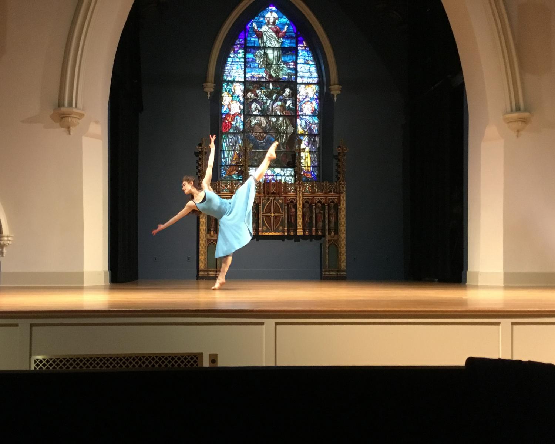 "Live Dance Performance: ""Six by One"" Olga Dunn Dance Company"