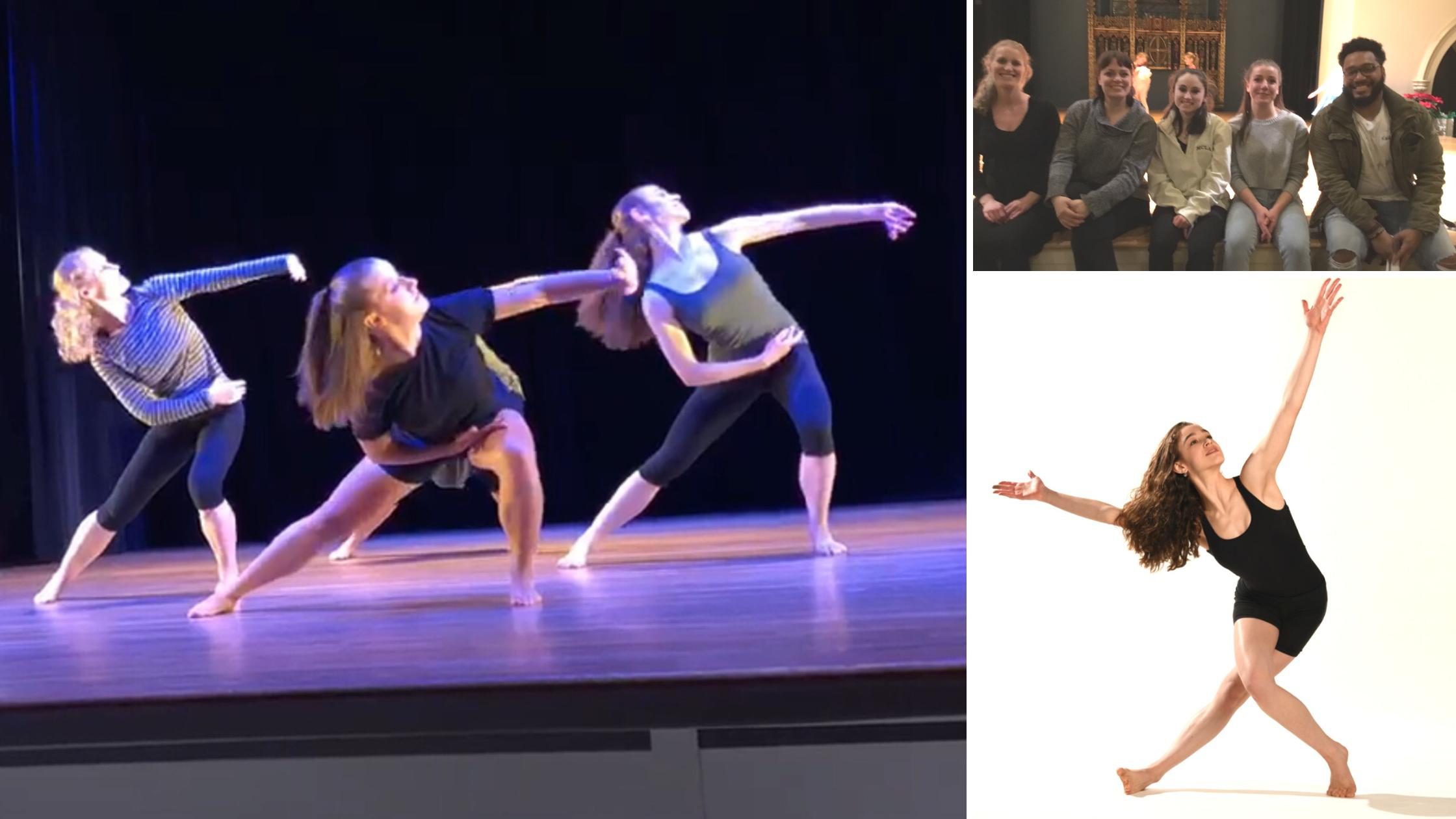 Olga Dunn Dance Company: Fast Forward: DANCE